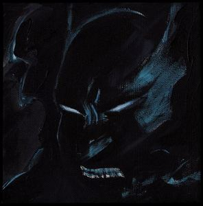 Image of The Batman - Original Artwork