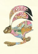 Image of Brown Hare - Card