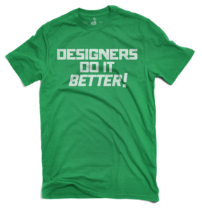 Image of Designers Do It Better
