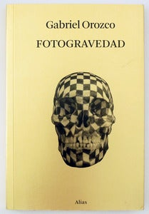 Image of Fotogravedad by Gabriel Orozco (Signed)