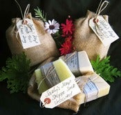 Image of Soap Sack Trio by Sally's Soap Shoppe