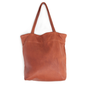 Sophie Tote Bag - Terracotta