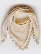 Image of Cross Stitch Scarf by Lindsay Puttock