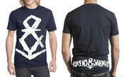 Image of Grunge Logo T-shirt
