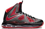 Image of Nike LeBron X Black Red(restock)