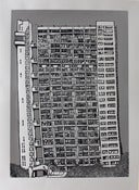 Image of Trellick Tower Silver