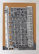 Image of Trellick Tower Gold