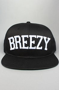 Image of BREEZY Snap Black