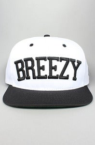 Image of BREEZY Snap White