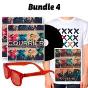 Image of Bundle 4: Cathedrals of Color Physical CD + Excluse CofC T-Shirt + Poster + Vinyl