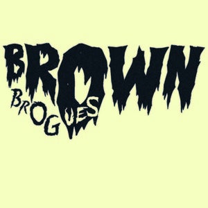 "Image of Brown Brogues - Born To Lose 12"" LP"