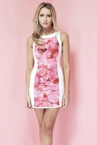 Image of FOOL IN LOVE DRESS ROSE by KEEPSAKE
