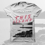 Image of 'This Island' T-Shirt