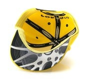 Image of Forgiato &quot;F&quot; Snapback (Yellow)