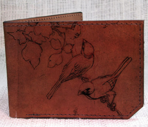 Image of Neves Birds Wallet