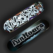 Image of Funkoars / Mv2 Skateboard Decks
