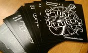 Image of UKE Republic All Weather Promo Stickers - free shipping