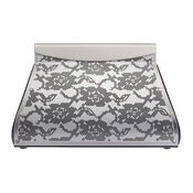 Image of lace clutch