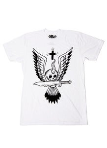 Image of Cross Skull Tee