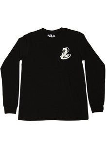 Image of ABV Snake Long Sleeve Tee