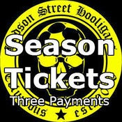 Image of 2013 HSH Season Ticket Package (3 Payments)
