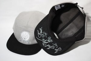 Image of Grey tonal 5 panel