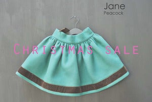 Image of cotton and milk skirt ° JANE ° HAPPY DAY