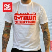 Image of T-Shirt D-Town Fortuna Bande Skyline