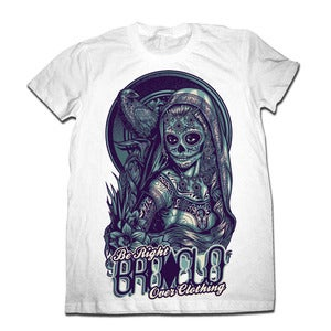 Image of BROCLO Gypsy Tee White
