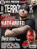 Image of Terrorizer 231 - 2013 Preview and 2012 Polls, Hatebreed, Wolves of Avalon, Anaal Nathrakh