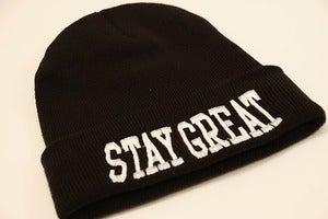 Image of Stay Great Beanie