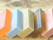 Image of Glycerin Bar Soap Samples