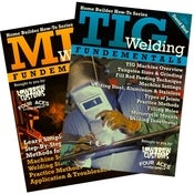 Image of MIG & TIG Welding Fundamentals with David Bird - 2 DVD Set