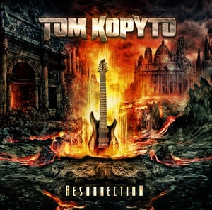 Image of TOM KOPYTO-RESURRECTION CD/NEW RELEASE
