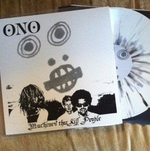 Image of ONO - Machines That Kill People (BLACK VINYL)