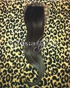 Image of Virgin Brazilian Lace Closure - Straight