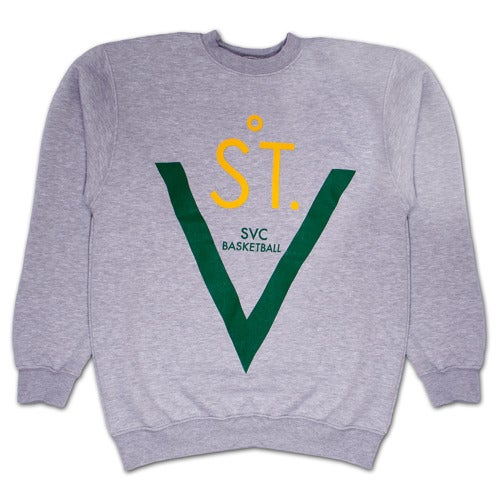 Image of Saint Vincent Crewneck (Heather)