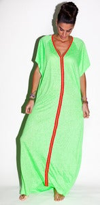 Image of Inca Abaya Lime