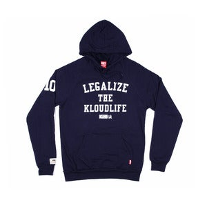 Kloud Legalize Hoody Navy