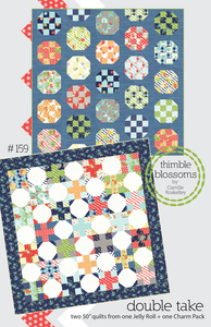 Image of Double take- pattern 159 PDF pattern
