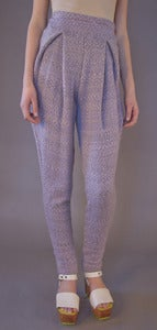 Image of Jacquard Knit Pant