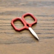 Image of Kelmscott Designs : Little Gems Red Scissors