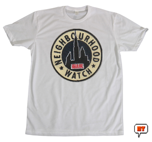 Image of ERARENYC Neighbourhood Watch Tee