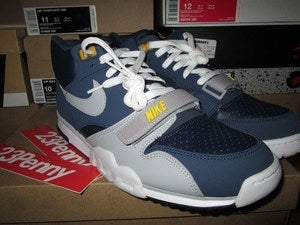"Image of Air Trainer 1 Mid Premium ""Michigan"""
