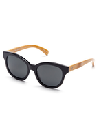 Image of Linda Farrow Luxe Wayfarer Frame NEW