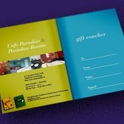 Image of Gift Voucher ( 10 Units)