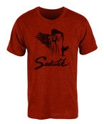 Image of Sadistik - The Balancing Act Tee (RED)