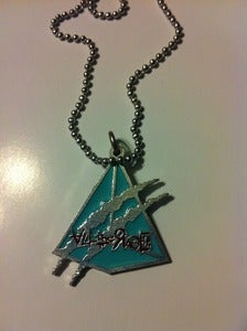Image of Blue ATR Necklace