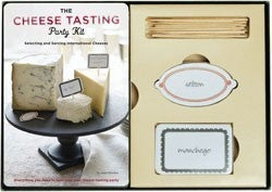 Image of The Cheese Tasting Party Kit 