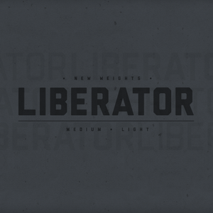 Image of Liberator Medium & Light
